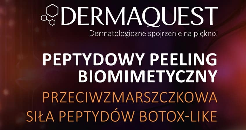 Dermaquest - Peeling Biomimetyczny